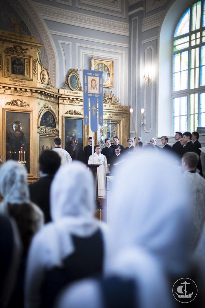 11 июня 2016, Всенощное бдение накануне недели 7-й по Пасхе / 11 June 2016, Vigil on the eve of Seventh Sunday Pascha