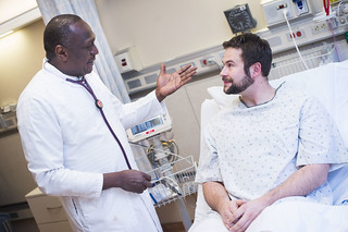 Patient Talking With Doctor | by NIHClinicalCenter