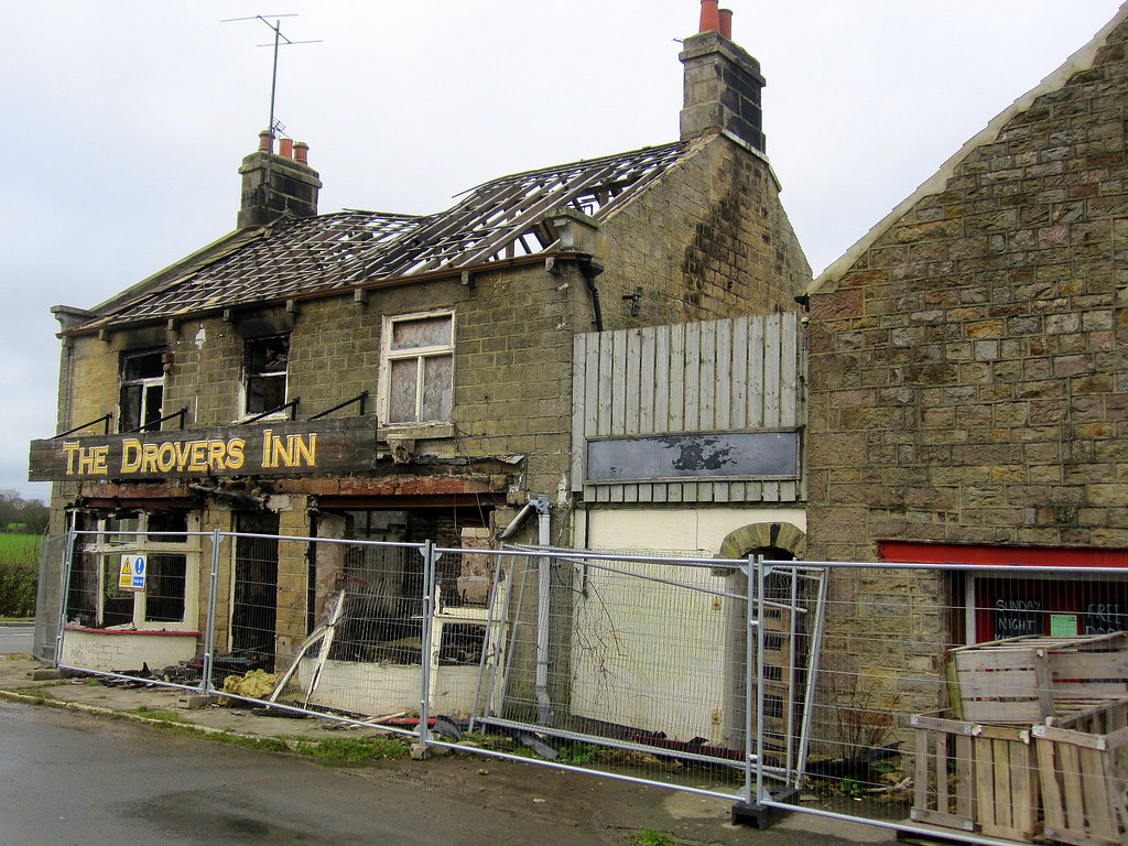 The Drovers Inn >> The Drovers Inn Bishops Thornton Nth Yorkshire Here S On
