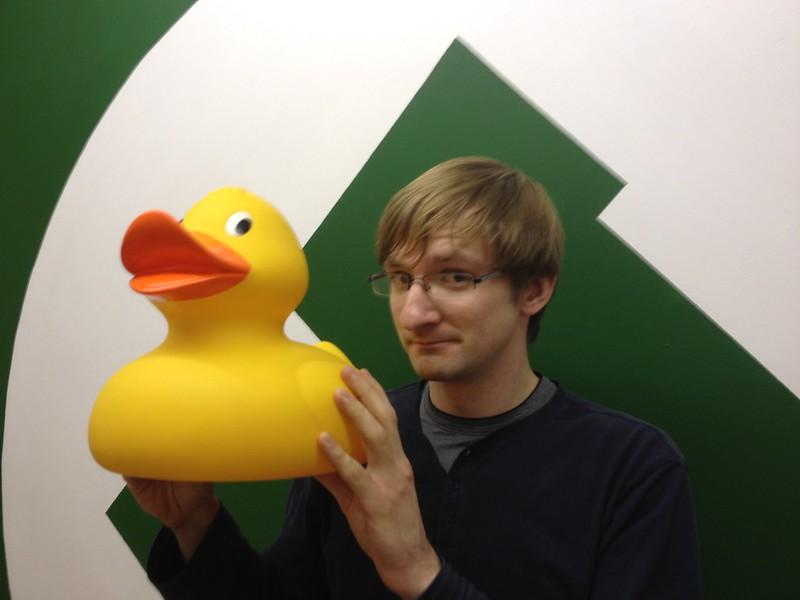 Ein the Duck