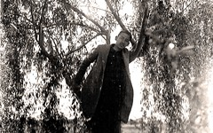 بحديقة الشيخ أحمد أفندي الزرقاء - 1931