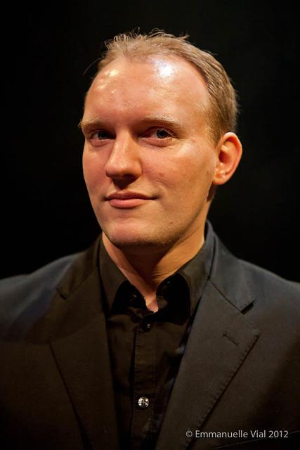 Jérôme Guicherd © Emmanuelle Vial 2012