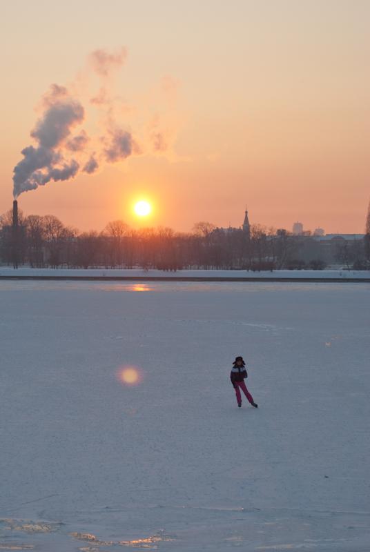 winter scenery! 16:45:10 DSC_2451