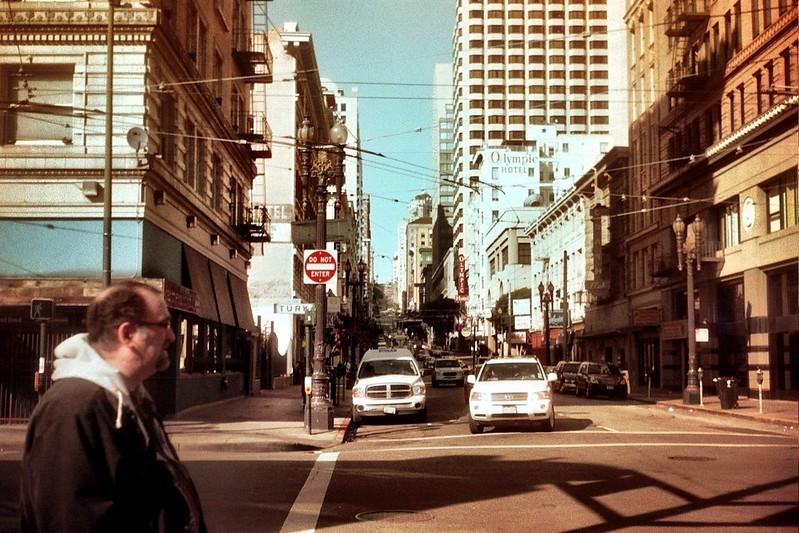 Lomography Redscale XR 35mm film