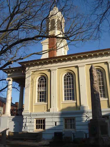 virginia courthouse warrenton fauquiercounty johnsmosbymemorial