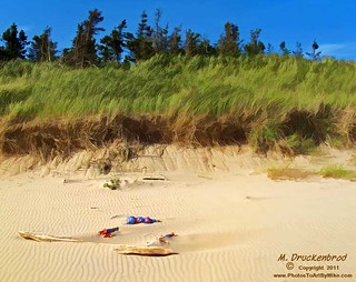 Singing Sands, Basin Head, Prince Edward Island 7 | by PhotosToArtByMike