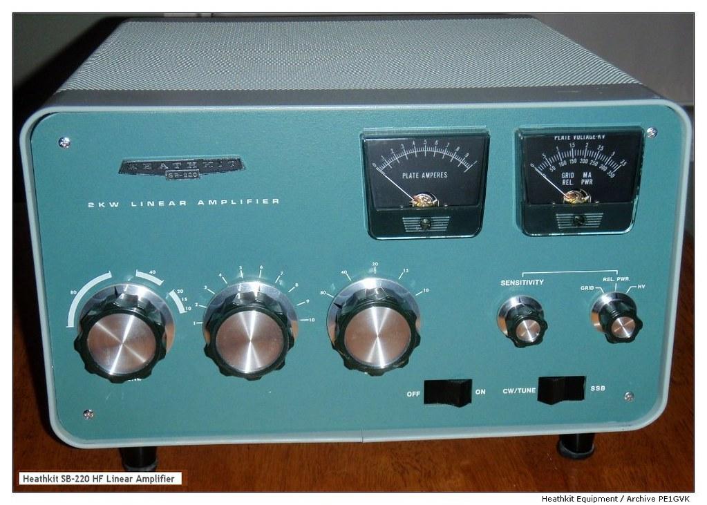 Heathkit Sb 220