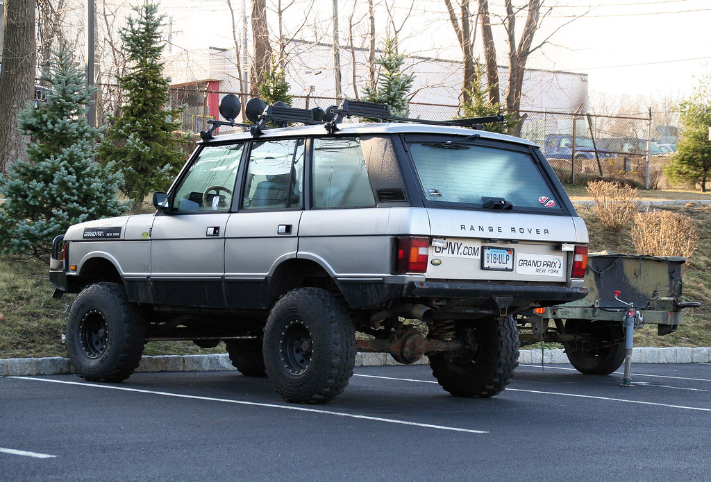 Range Rover Lifted >> Range Rover Classic Lifted Diesel Manual Transmission A Alex