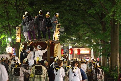 くらやみ祭   by Yasunari Goto