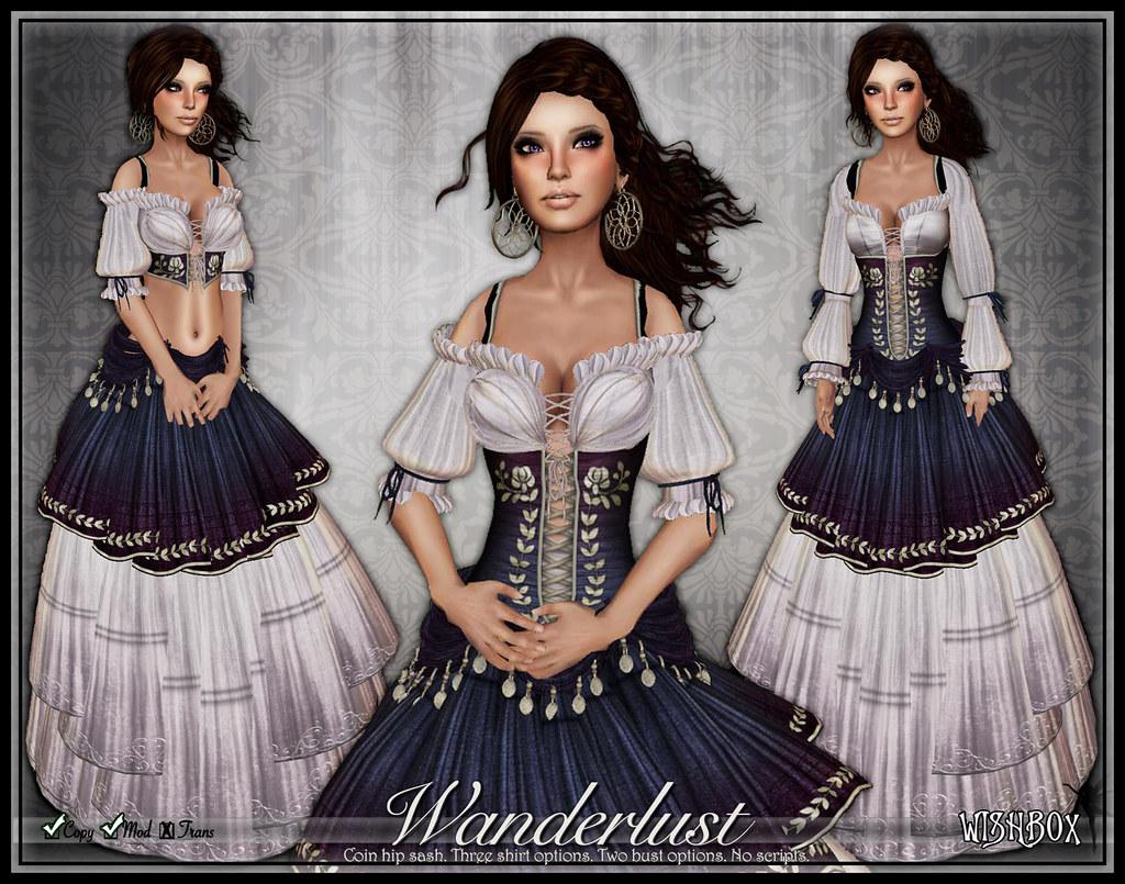 Wanderlust (Indigo Girl)