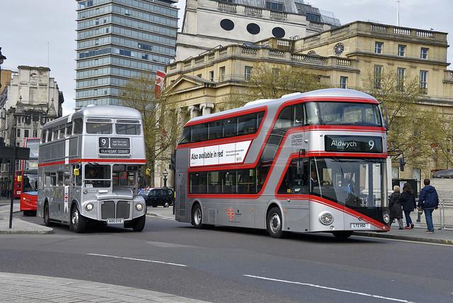 SRM3=650 DYE Tower Transit + LT150=LTZ 1150 London United