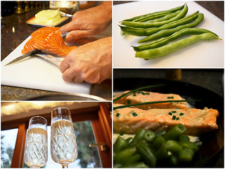 Salmon and Cava Montage three | by BuzzTrips