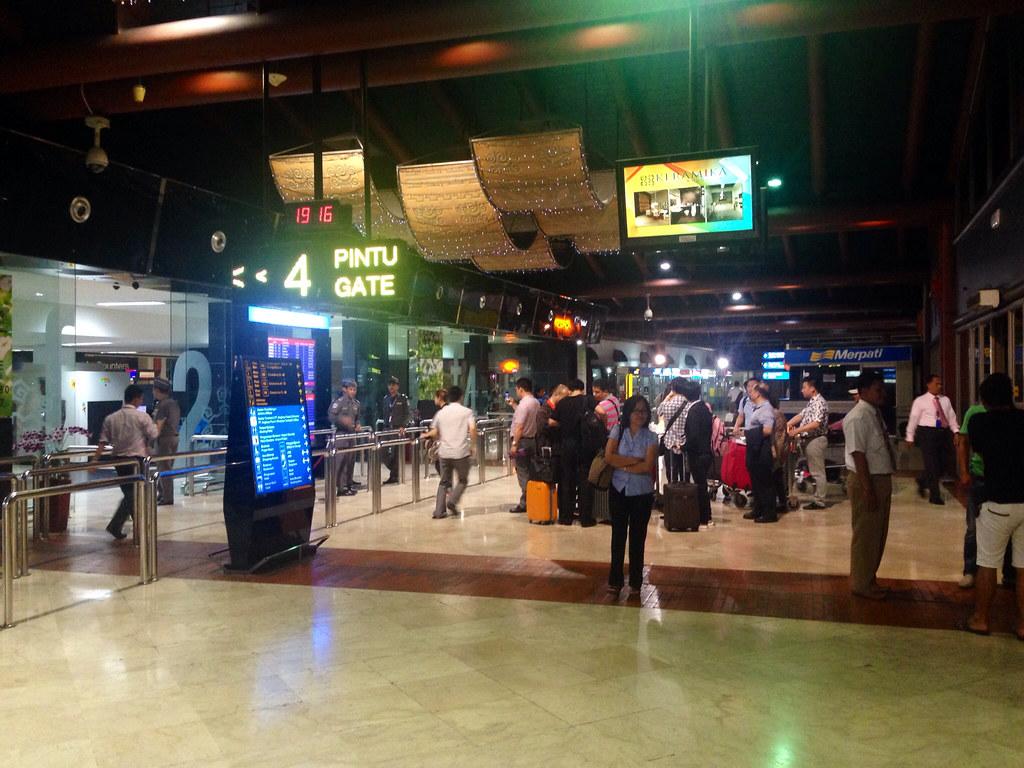 Soekarno Hatta Airport Terminal 2   Adriansyah Yasin   Flickr