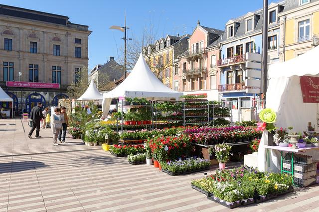 Belflorissimo, Belfort, 05 to 08 May 2016