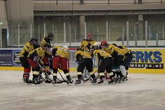 Dordrecht Lions vs Studs 2 - 4 maart 2012