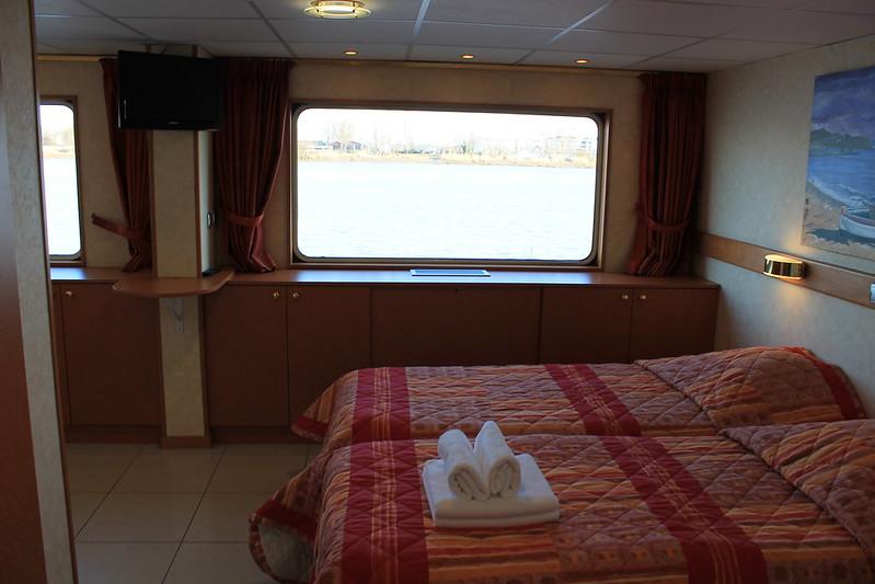 Grande cabine - Visite du ms Princesse d'Aquitaine, 09 mars 2012, Bordeaux
