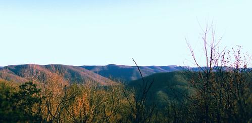 mountain canon landscape evening outdoor kentucky country appalachian 50d southeastkentucky