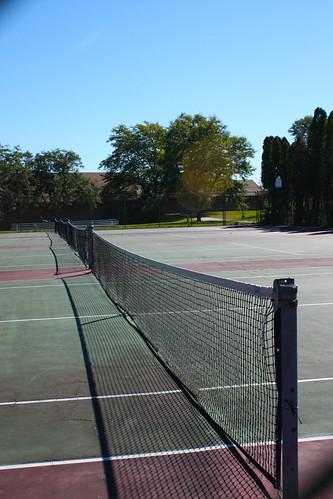 Barnes Tennis Courts