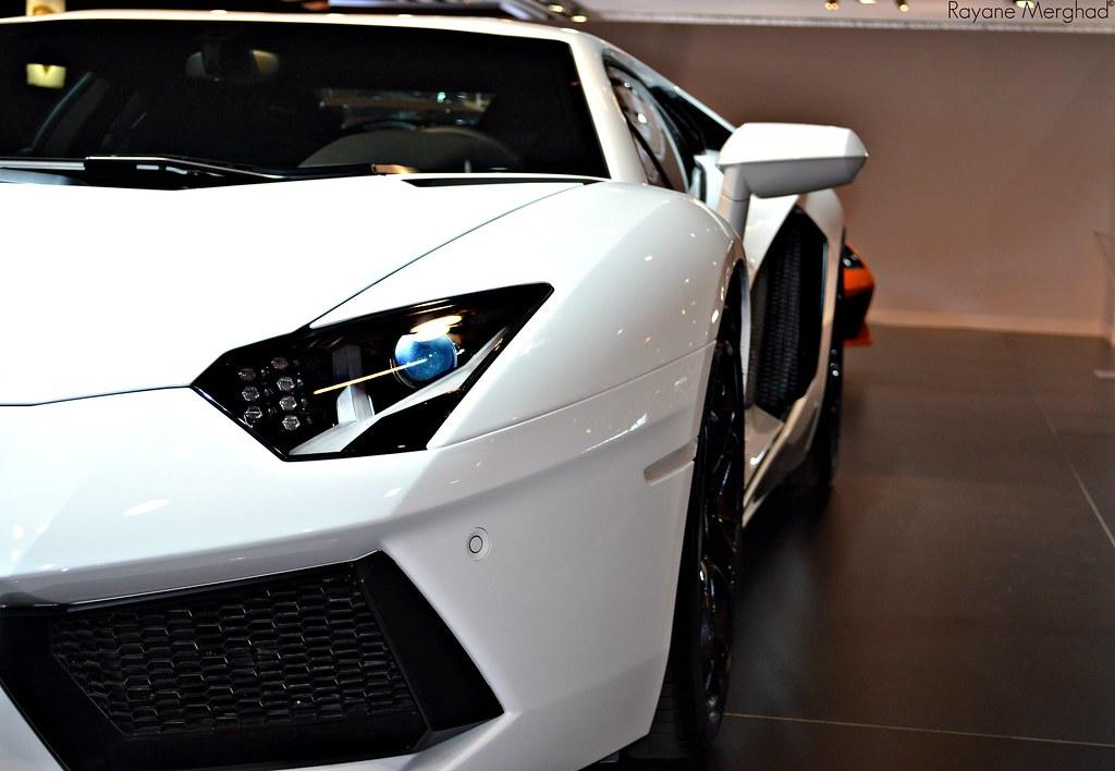 Lamborghini Aventador Lp700 4 Vs Lamborghini Gallardo Bi Flickr