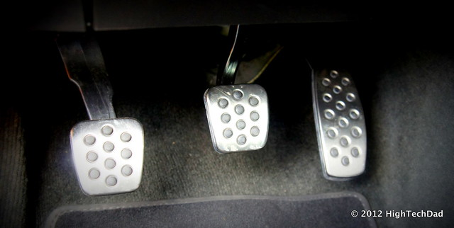 Racing Pedals - 2012 Buick Regal GS