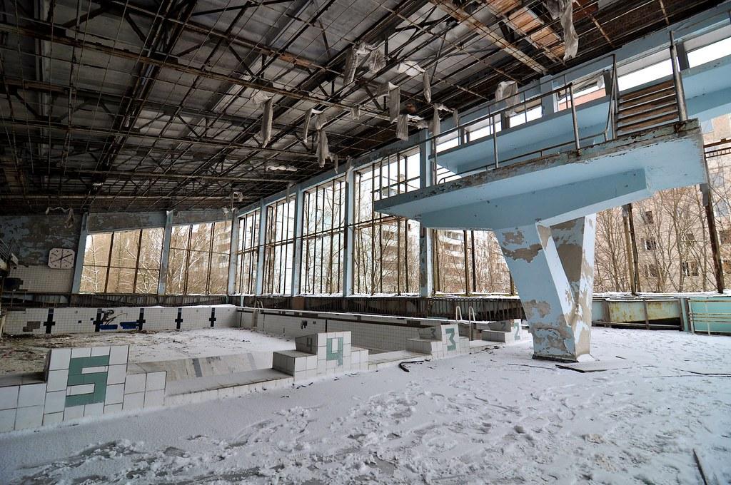 Ukraine, Chernobyl / Pripyat, Chernobyl Zone of Exclusion