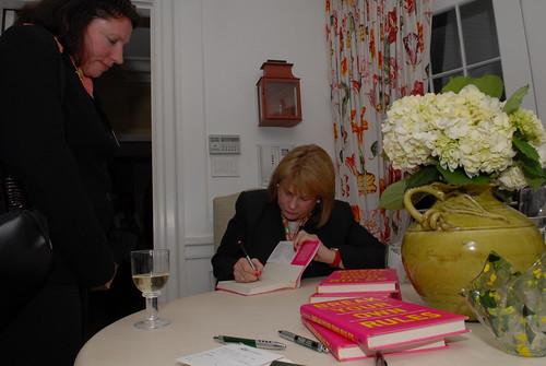 Holt Signing Book