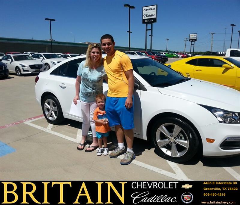 Britain Chevrolet Cadillac Greenville Customer Reviews Tex…