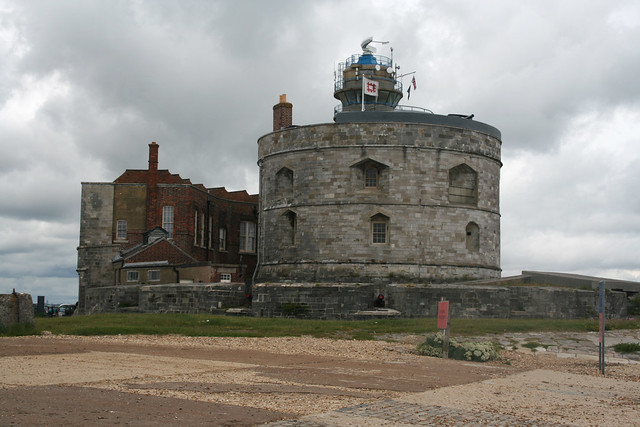 Calshot Castle