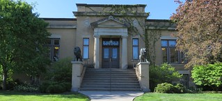 Old Carnegie Library (Hudson, Wisconsin)