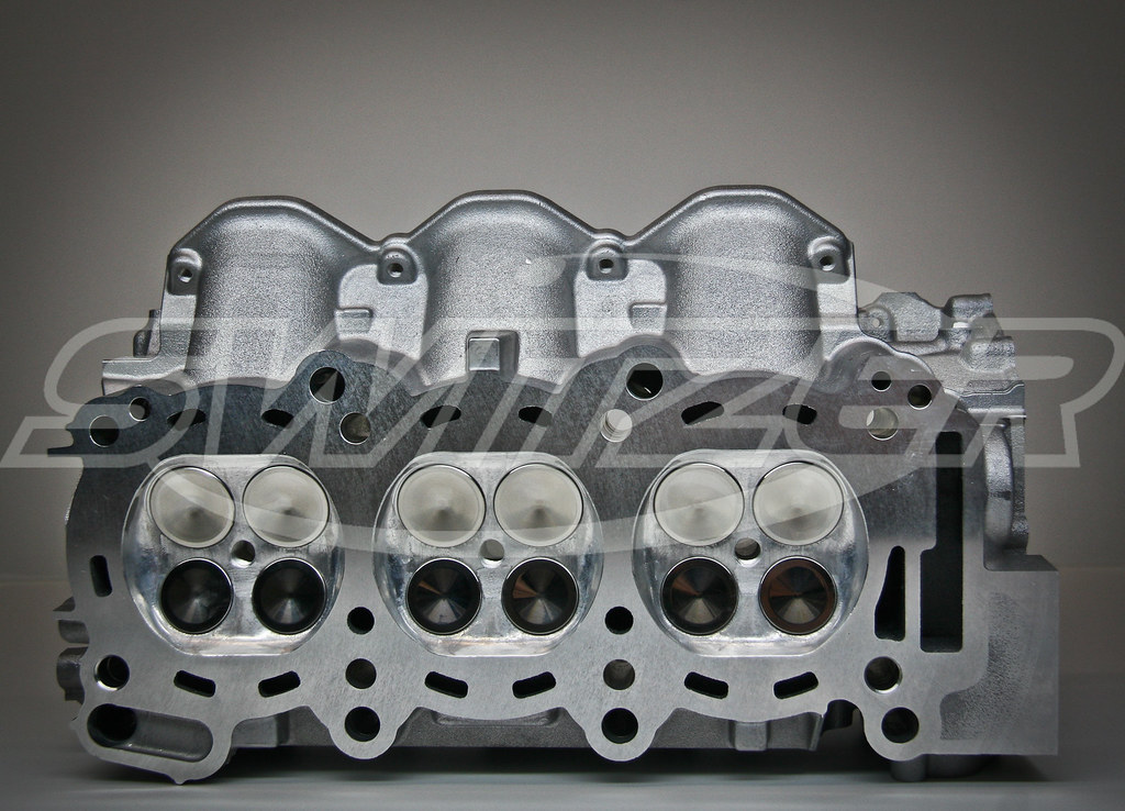 Switzer Performance Nissan GTR CNC Ported Cylinder Heads