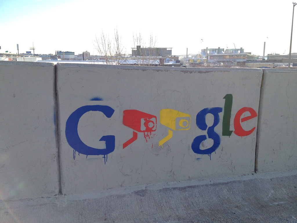 CCTV Google | Ain't that the truth! | Jason Eppink | Flickr