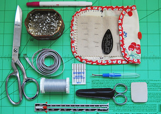 sewing supplies   by heylucy