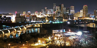 Minneapolis Skyline and River | by Mr. Moment