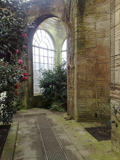 Camellia House Bretton Hall West Bretton Wakefield Yorkshi