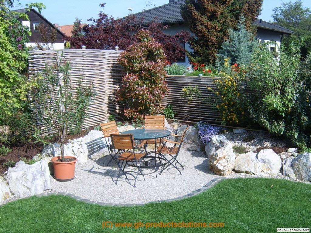 Mediterrane Gartengestaltung Mehr Infos Unter Sichtschutz Flickr