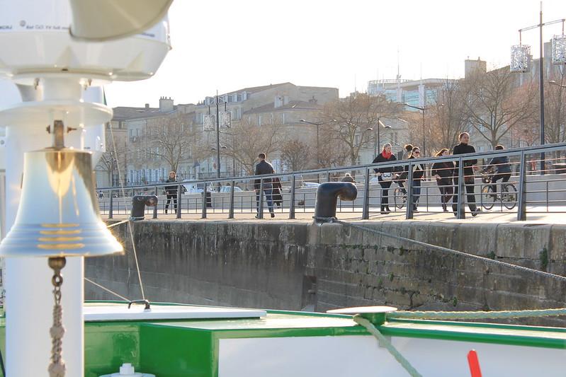 Visite du ms Princesse d'Aquitaine, 09 mars 2012, Bordeaux