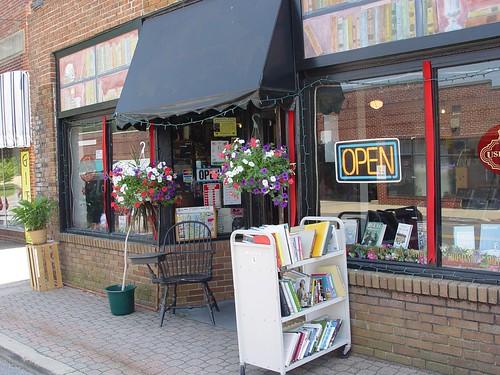 Fenwick Street Used Books, Leonardtown