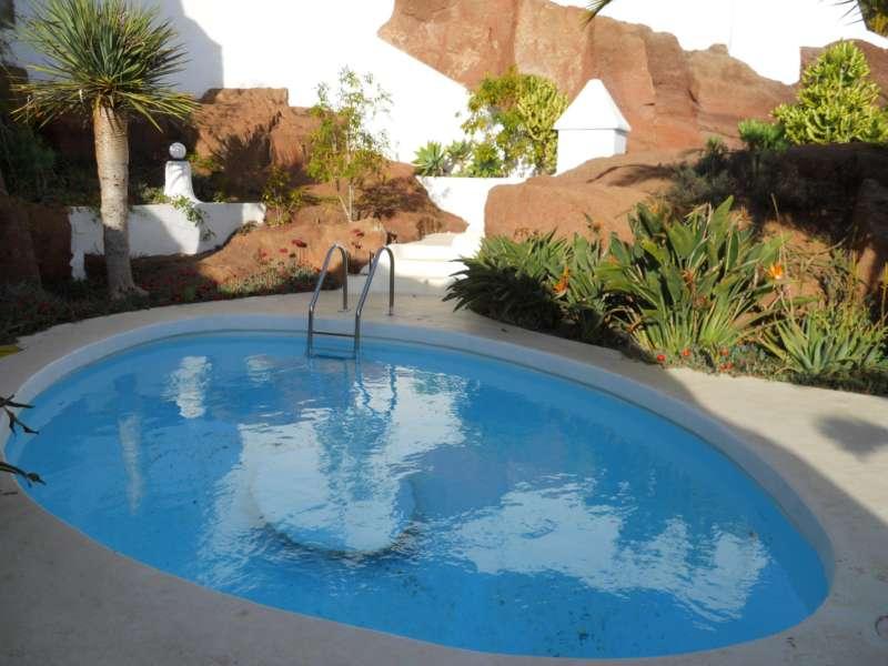 Piscina Lagomar Casa Omar Sharif Lanzarote 4