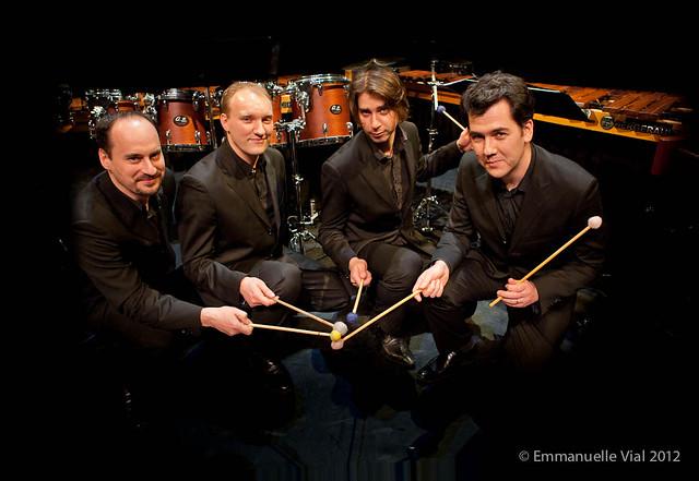 Quatuor Beat © Emmanuelle Vial 2012