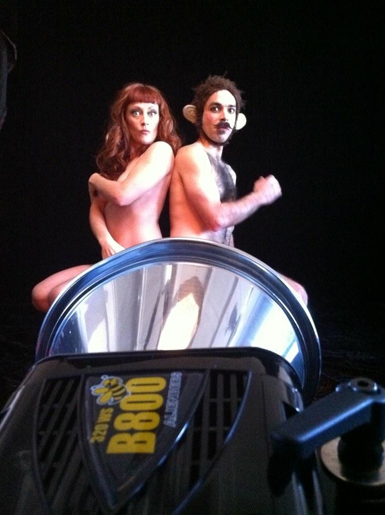 DOCNYC 2014: Us, Naked: Trixie & Monkey - StageBuddy.com