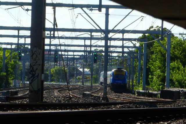 NSWGR Passenger train
