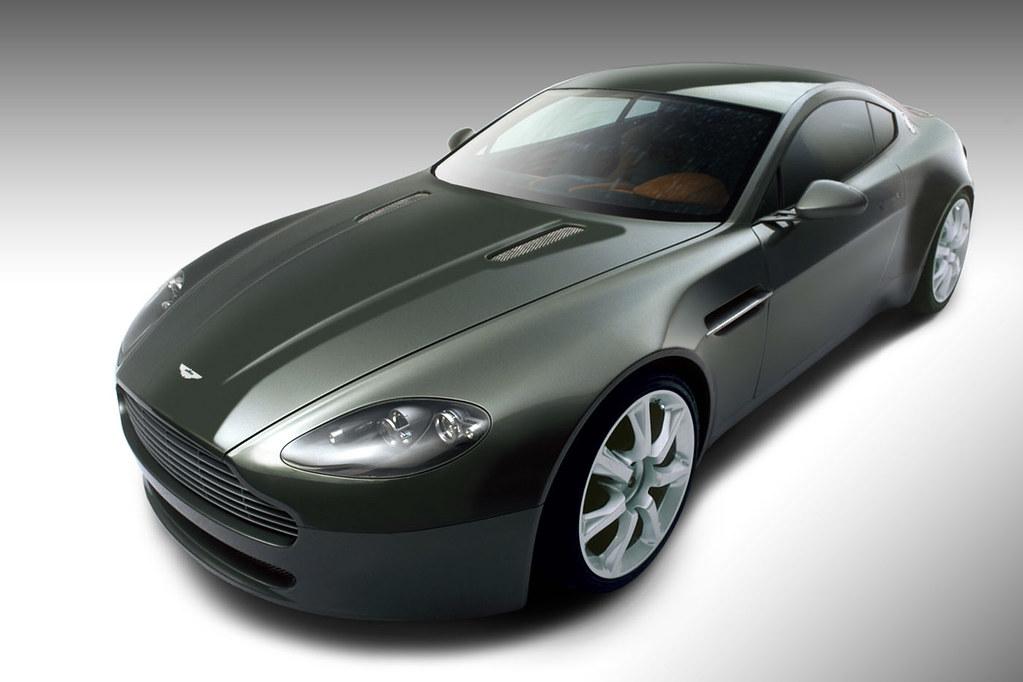 Aston Martin Aston Martin Prototyped By Dc Dc Design Flickr
