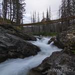 Bridge over Red Eagle Creek