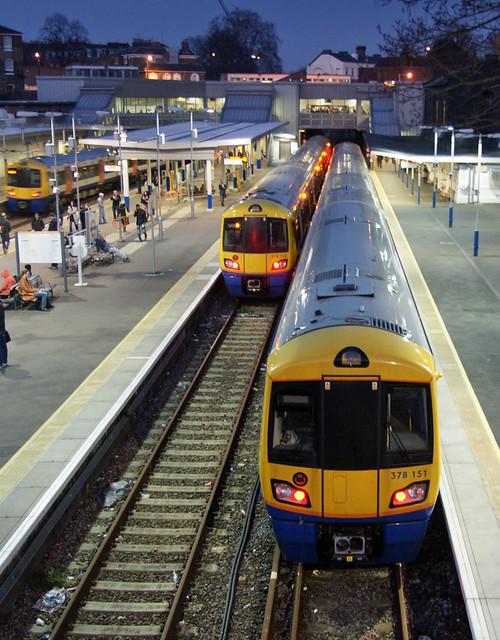Highbury & Islington Station