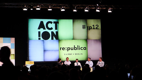 re:publica 2012 | by Wolf Brüning
