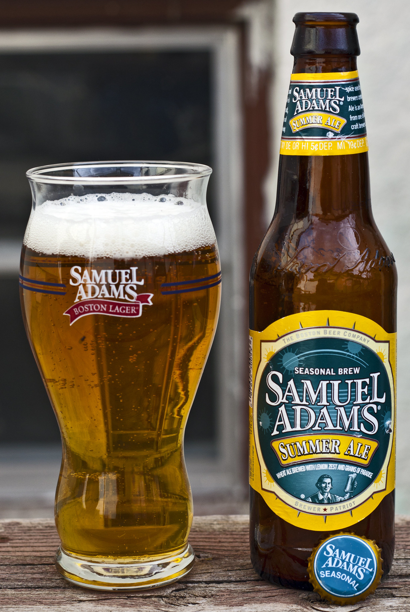 Review: Samuel Adams Summer Ale (2009)