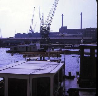 Netherlands   -   Rotterdam  -  May 1970