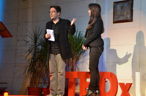 Gerry Garbulsky y Camila Velasco | by TEDxUTN