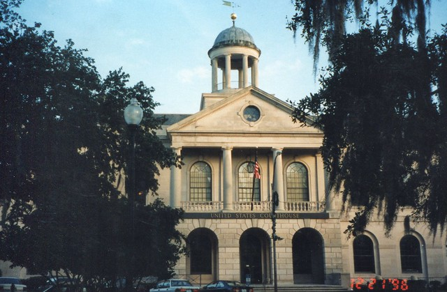 20278261794 91199a57f6 z Tallahassee Florida ~ United States Courthouse ~ Historic  Building