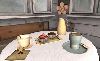 Serenity Style- Summer Camp Kitchen Breakfast close-up | by Hidden Gems in Second Life (Interior Designer)